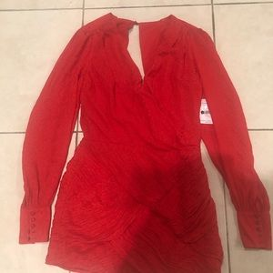 Free People Dresses - Free People. NEW WITH TAGS Let's Dance Mini Dress